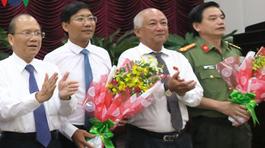 Giám đốc Sở KH&ĐT giữ chức Phó Chủ tịch UBND tỉnh Bình Thuận