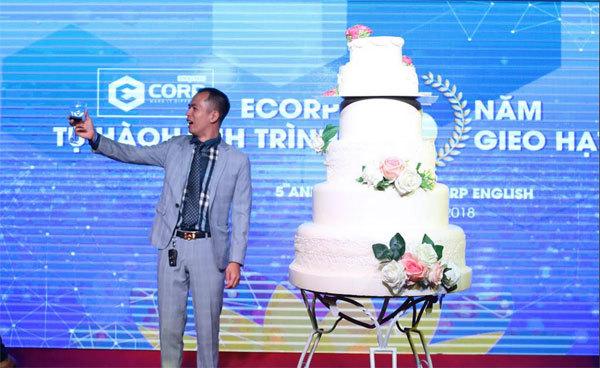 Tập đoàn Ecorp: Hành trình 5 năm 'gieo hạt'