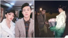 Hoa hậu Chuyển giới Hương Giang lên tiếng về bức ảnh được mỹ nam cầu hôn