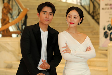Cặp đôi 'Quỳnh búp bê' tái hợp trong phim mới