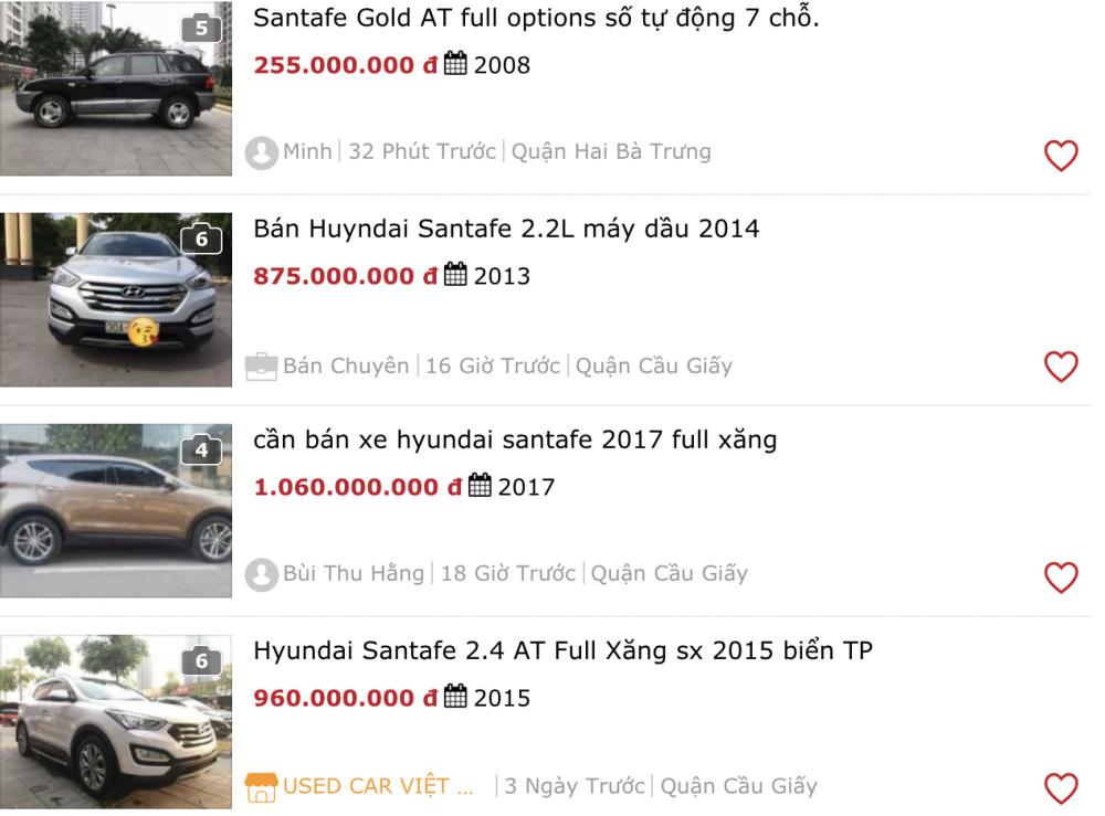 Thời điểm tốt để mua ô tô cũ: Xe Hàn Quốc áp đảo xe Nhật