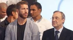 """Real Madrid bấn loạn: Trả giá vì Perez """"vắt chanh bỏ vỏ"""""""