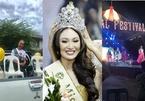 Hoa hậu Trái đất ngày càng xuống cấp trầm trọng