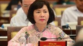 Đang chia nhau triệu USD, cựu Thứ trưởng Kim Thoa bất ngờ tính rút lui