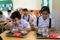 Xây dựng thực đơn cân bằng dinh dưỡng ở Sơn La