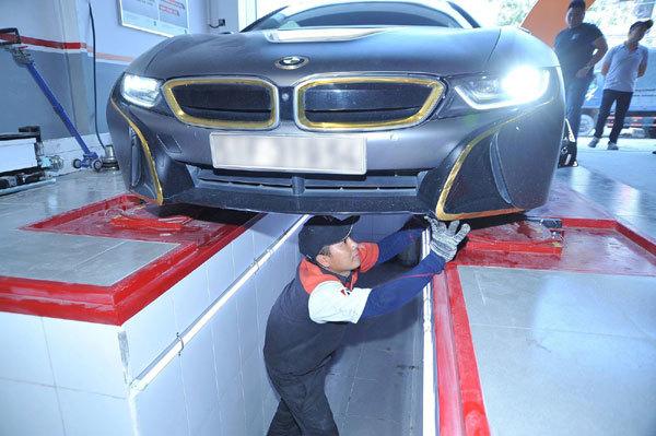 B-select Vạn Lợi - 55 năm kinh doanh lốp xe