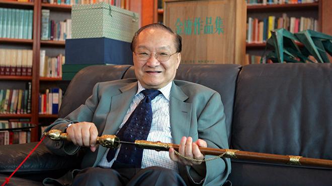 Bi kịch cuộc đời của 'ông hoàng kiếm hiệp' Kim Dung