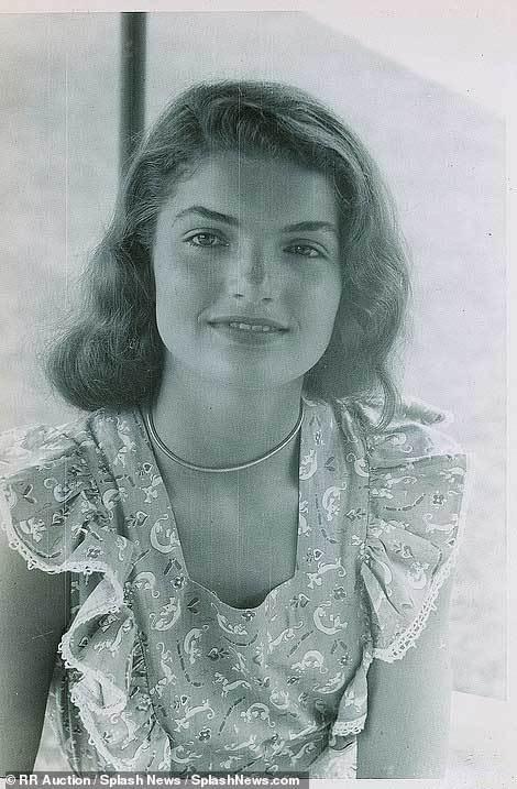 cựu đệ nhất phu nhân Mỹ,Jackie Kennedy,ảnh hiếm