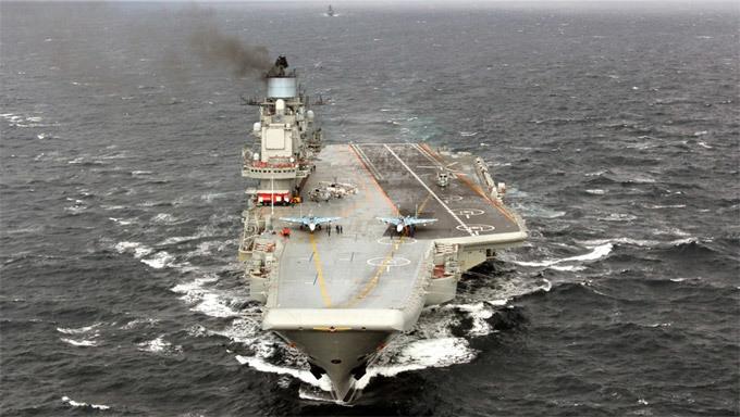 Nga,tàu chiến,hàng không mẫu hạm,vũ khí,tàu sân bay