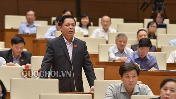 Bộ trưởng,Nguyễn Văn Thể,BOT Đèo Cả,BOT,Nguyễn Văn Chiến