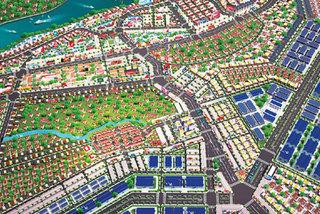 Lên đô thị loại III, BĐS Tân Uyên - Bình Dương nhộn nhịp