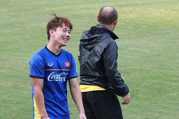 Minh Vương: Sao bầu Đức một năm ba lần bịloại khỏi đội tuyển