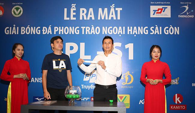 Ra mắt giải bóng đá phủi quy mô nhất TP.HCM