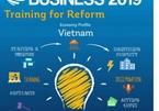 Lại tụt hạng môi trường kinh doanh: Việt Nam còn xa mới bằng Thái Lan, Malaysia