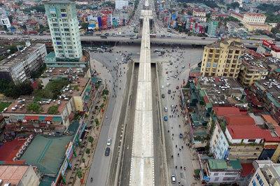 Hà Nội chi hơn 670 tỷ đồng xây hầm chui qua đường Giải Phóng