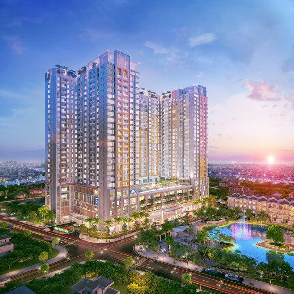 Khu Nam dẫn đầu nguồn cung và tiêu thụ căn hộ TP.HCM