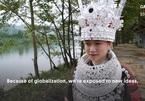 Cô dâu đeo 13 kg đồ trang sức bằng bạc trong đám cưới