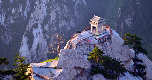Vẻ đẹp kỳ thú của những địa danh có thật trong tiểu thuyết của cố nhà văn Kim Dung