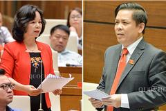 Cao tốc 34.000 tỷ chắp vá: Nữ ĐB Quảng Ngãi truy trách nhiệm Bộ trưởng