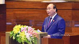 Thủ tướng: Có sự trì trệ, sai sót lớn từ điều hành mà ra