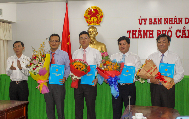 bổ nhiệm,nhân sự,Cần Thơ,Hà Giang,Lạng Sơn,Phú Yên,Long An,Lâm Đồng,Quảng Trị,Quảng Nam