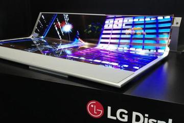 Không chịu kém Samsung, LG cũng sắp ra mắt smartphone màn hình gập