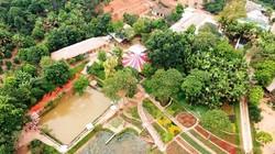 Phú Thọ yêu cầu dỡ công trình trái phép trong khu di tích đền Hùng