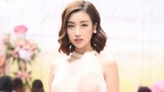 Hoa hậu Đỗ Mỹ Linh chính thức thành MC VTV24