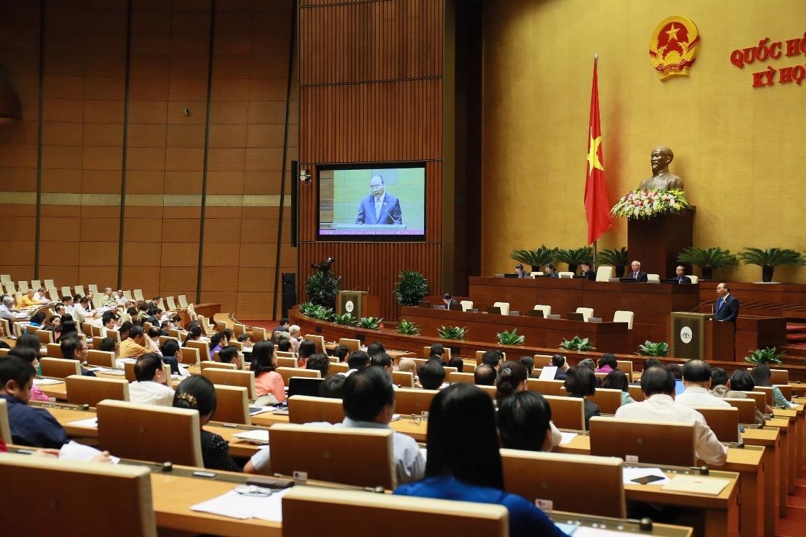 Toàn văn phát biểu của Thủ tướng tại phiên chất vấn của Quốc hội
