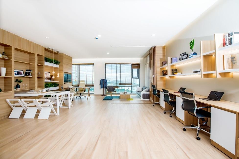 10 lợi thế của officetel trong làn sóng khởi nghiệp