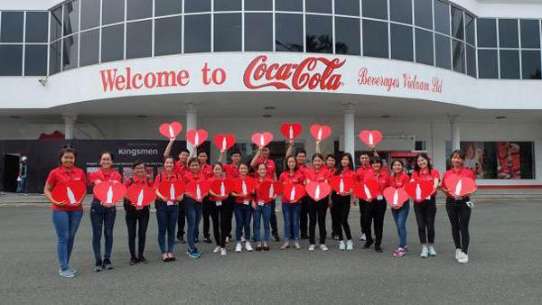 Sự thay đổi ngoạn mục của Coca-Cola Việt Nam