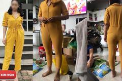 Cô gái mua jumpsuit trên mạng và nhận về...bộ đồ lặn