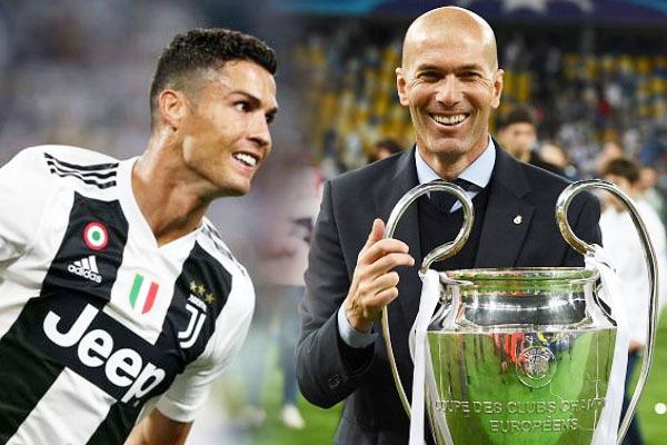 MU,Pochettino,Zinedine Zidane,Juventus,Ronaldo