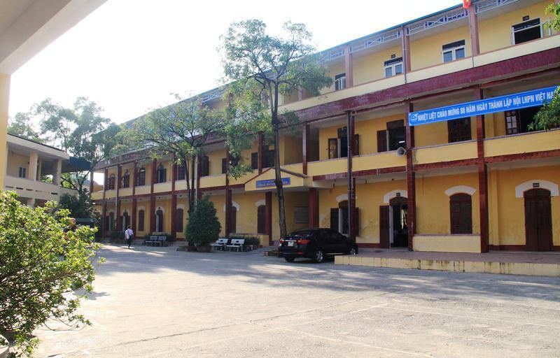Học sinh bị đuổi học ở Thanh Hoá: 'Các em có thái độ bất cần'