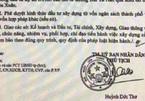 Hi hữu: Giả mạo văn bản Chủ tịch Đà Nẵng ký nhằm… thổi giá đất