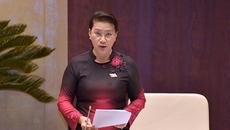 Chủ tịch Quốc hội 'chấm điểm' các bộ trưởng