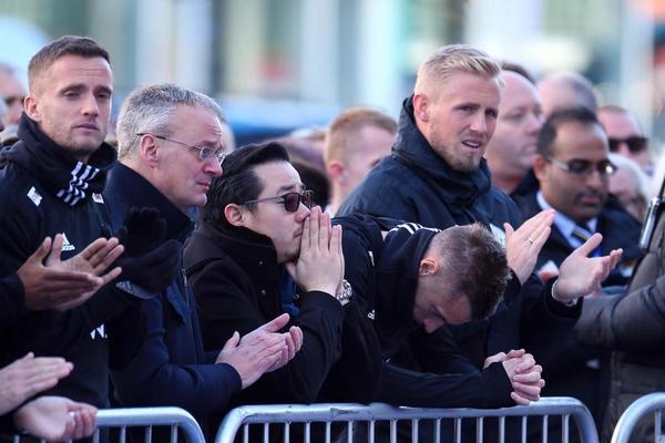 Cầu thủ Leicester City đến Thái Lan dự tang lễ cố Chủ tịch Vichai
