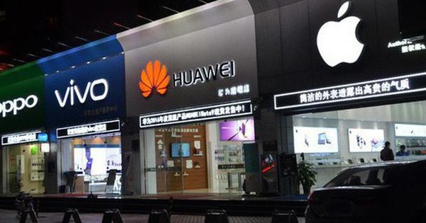 Apple 'mắc cạn' ở Trung Quốc vì nạn gian lận