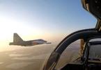 Chiến đấu cơ Nga chặn đầu máy bay Pháp, Mỹ