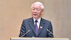 Chủ tịch nước Nguyễn Phú Trọng trình đề nghị Quốc hội phê chuẩn CPTPP