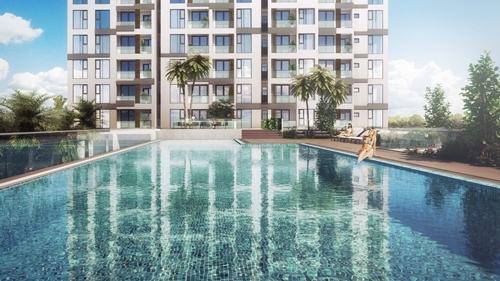 TP.HCM: sôi động thị trường căn hộ dịp cuối năm