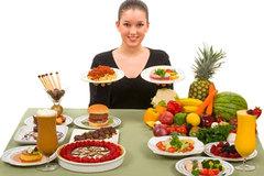 Ăn nhiều để tăng cân - nhầm lẫn phổ biến của người gầy