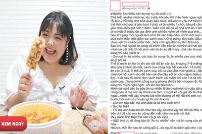 """Cô gái tội nghiệp ra mắt mẹ chồng lần đầu đã bị từ chối vì...""""ăn như lợn"""""""