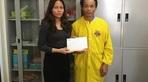Tấm lòng bạn đọc gửi đến em Nguyễn Xuân Việt