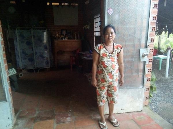 hoàn cảnh khó khăn,bệnh hiểm nghèo,ung thư vú,từ thiện vietnamnet