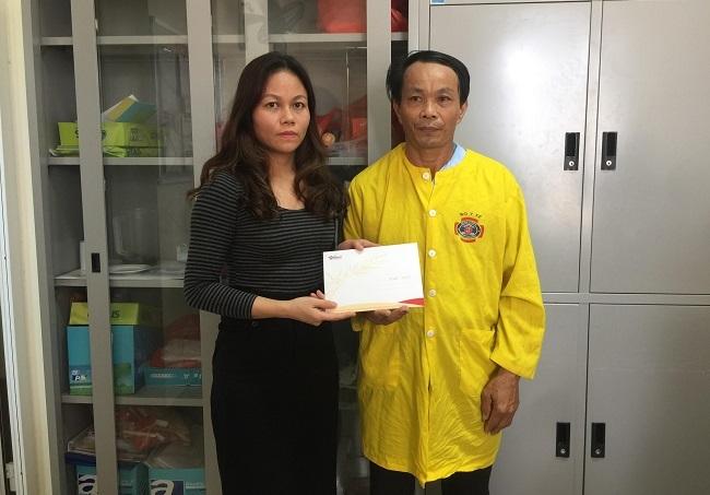 bạn đọc ủng hộ,từ thiện vietnamnet,hoàn cảnh khó khăn,ung thư xương