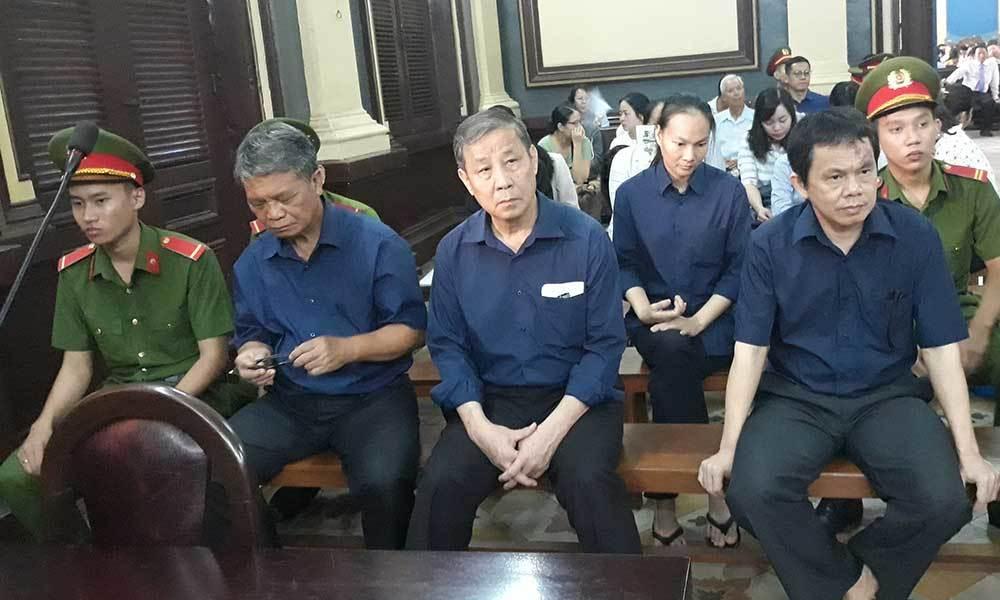 Hứa Thị Phấn,Phương Trang,chiếm đoạt tài sản,đại án ngân hàng