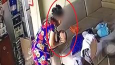Người giúp việc liên tục nhổ nước bọt vào miệng bé trai 6 tháng tuổi vì… gắt ngủ
