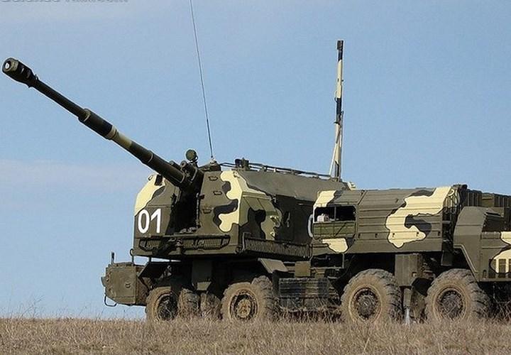 Tổ hợp pháo phòng thủ bờ biển độc nhất vô nhị của Nga