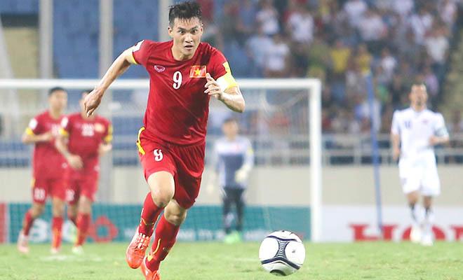 Đội tuyển Việt Nam,HLV Park Hang Seo,Công Vinh,Công Phượng